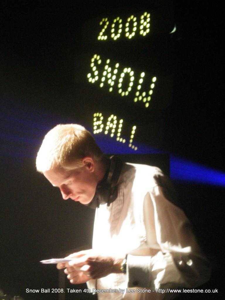 Snow Ball 2008