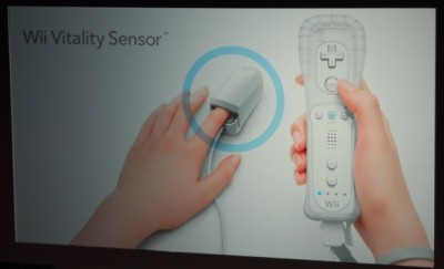 The Wii Viatlity Sensor
